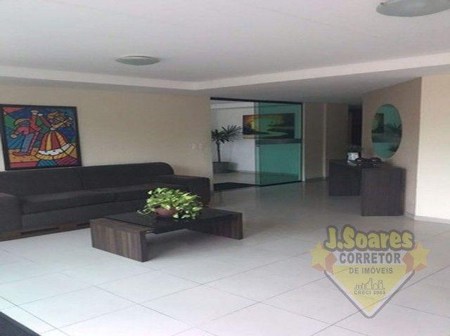 Manaíra, Mobiliado, 2 quartos, suíte, 63m², R$ 3.100, Aluguel, Apartamento, João Pessoa - Foto 2
