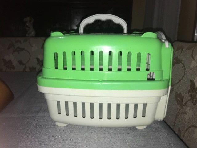 Caixa de transporte animal *pequena - Foto 5