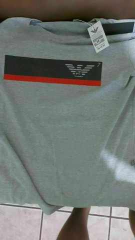 Camisas de várias marcas famosas por 55 reais - Foto 5