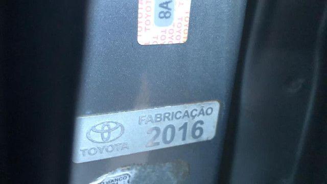 Hilux srx 2016/2016 diesel com 67 mil km placa a sem retoque novíssima  - Foto 13