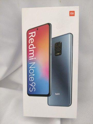 Redmi Note 9s da Xiaomi.. oportunidade única.. Novo Lacrado com pronta Entrega