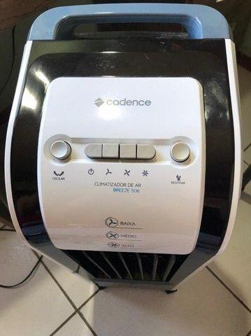 Climatizador de ar - breeze 506 - cadence (seminovo) - Foto 3