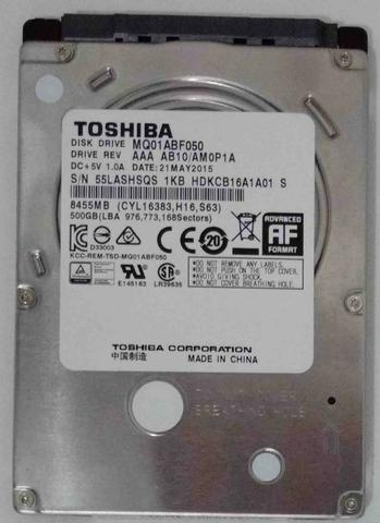 HD 500gb p/ desktop