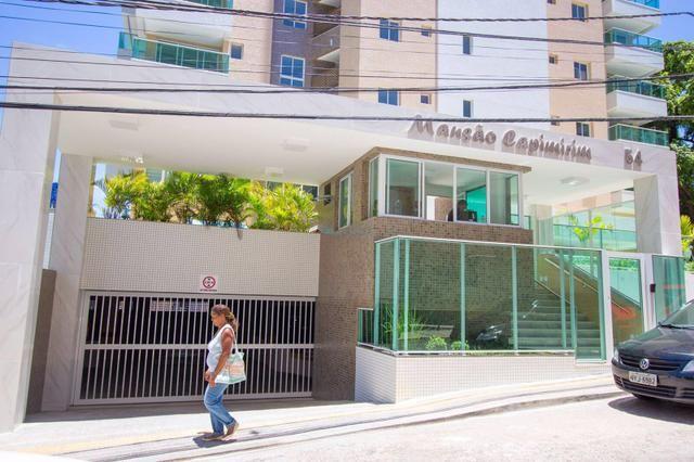 Apartamento 4 quartos Na Graça Mansão Capimirim Prédio novo - Foto 2