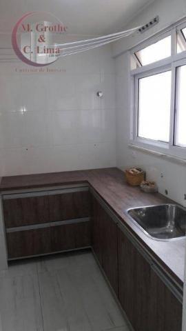 Oportunidade apartamento mobiliado de 122 m² e 4 dormitórios no splendor garden jardim das - Foto 15