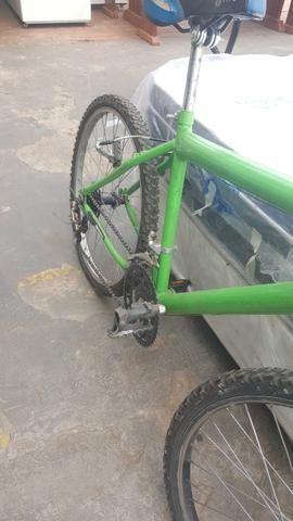 Bicicleta usada barato