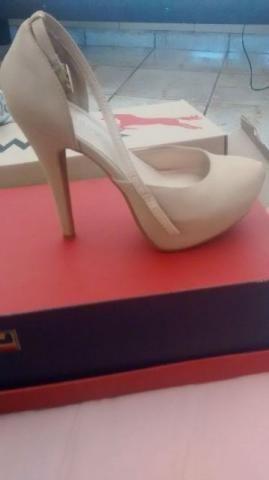 Sandálias meia pata importadas