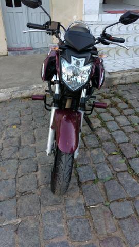 Moto Fazer 250cc BlueFlex