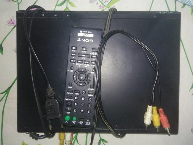 DVD Sony SRV 370