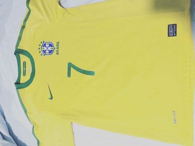 Camisa da Seleção