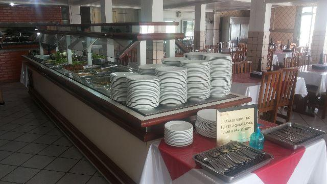 Buffet Quente/frio 12 Cubas