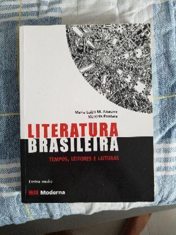 Literatura Brasileira: tempos, leitores e leituras