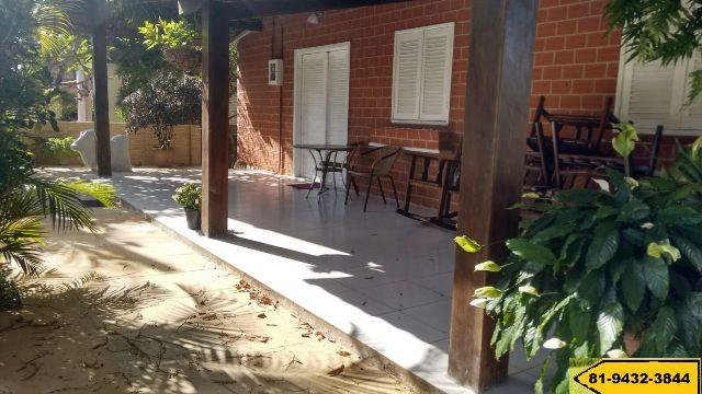 Casa com 3 quartos no condomínio fechado em Gravatá-PE