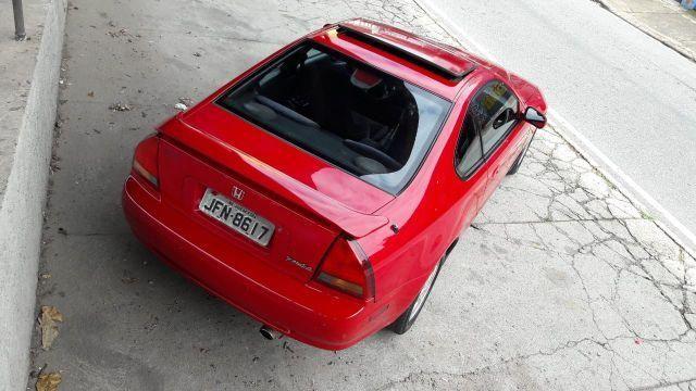 Honda Prelude Si Coupé Esporte 92 92 Motor 2,3 De Coleção Capa De Revista