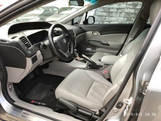 Civic LXS AT 2015 imperdível, carro para exigentes! - Foto 5