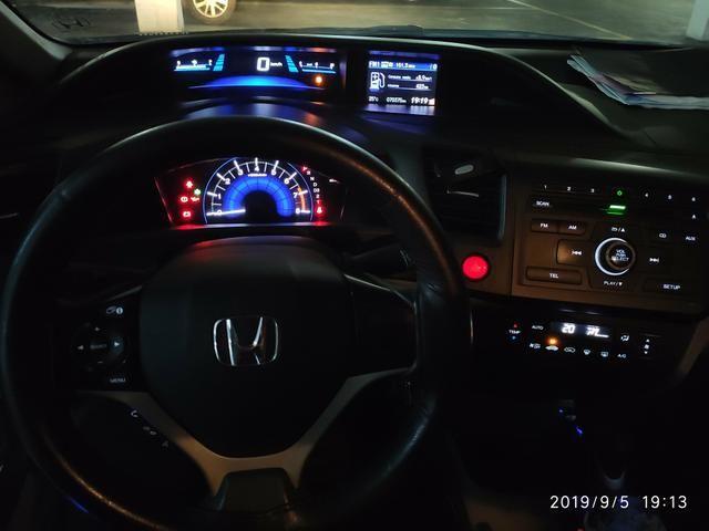 Civic LXS AT 2015 imperdível, carro para exigentes! - Foto 4