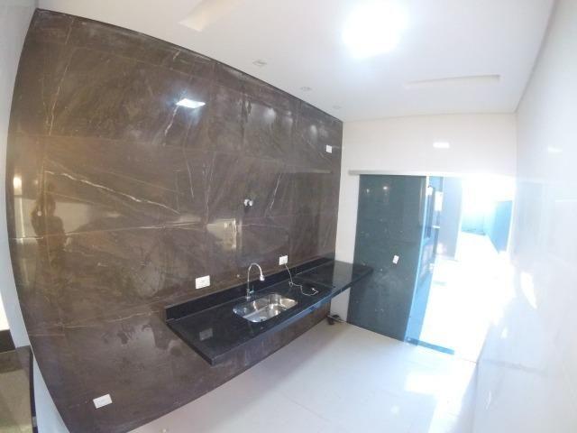 3 Quartos Casa Fino Acabamento Vila Nasser 3 Vagas de Garagem - Foto 4