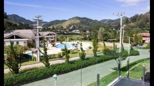 Terreno à venda, 350 m² por r$ 150.000 - vargem grande - teresópolis/rj - Foto 15
