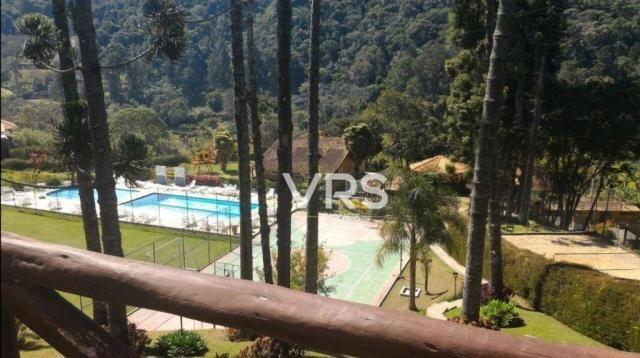 Terreno à venda, 334 m² por r$ 135.000 - albuquerque - teresópolis/rj
