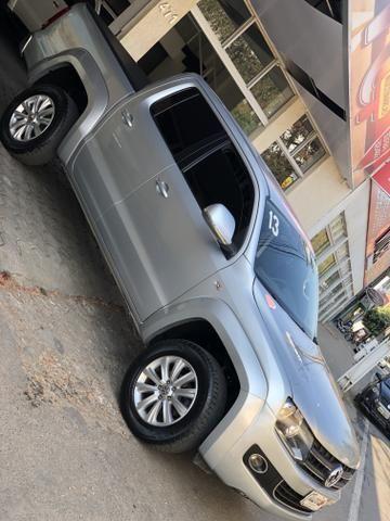 Amarok highline CD 4x4 diesel automática completa - Foto 2