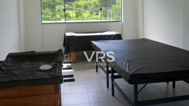 Terreno à venda, 350 m² por r$ 150.000 - vargem grande - teresópolis/rj - Foto 9