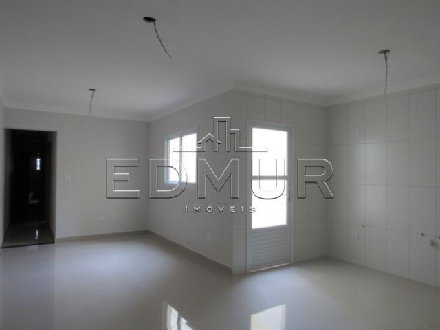 Apartamento à venda com 3 dormitórios em Santa maria, Santo andré cod:22267