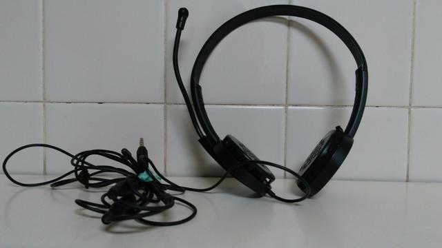 Fone de ouvido com microfone Philips