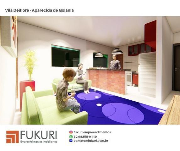Casa Vila Delfiore 2Q c/ suíte - Aparecida de Goiânia - Foto 15