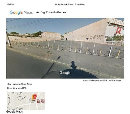 Imóvel asfaltado 2000 m² av abílio machado x av brigadeiro eduardo gomes no alípio de melo - Foto 3