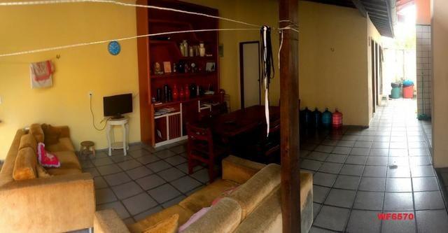 Casa duplex, 4 suítes, 10 vagas, corredor de atividades, ponto comercial, Parque Manibura - Foto 7