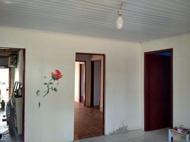 Casa de residencial à venda de 4 dormitórios. terreno 12x30. bairro bela vista. alvorada/r - Foto 6