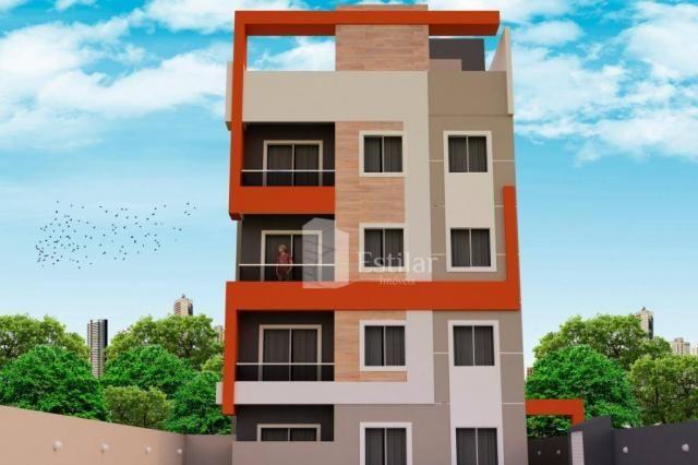Apartamento garden com 3 quartos no são cristóvão - são josé dos pinhais/pr - Foto 10