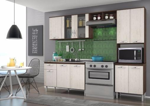 Otimo Preço Linda Cozinha Completa Com Balcão Nova 789,00(Entrego e Monto) - Foto 2
