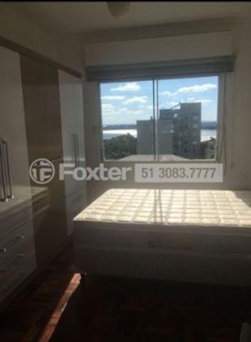 Apartamento à venda com 1 dormitórios em Centro histórico, Porto alegre cod:187679