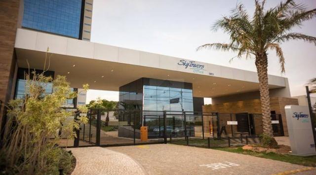 Sala para alugar, 42 m² por R$ 1.500/mês - Condomínio Sky Towers - Indaiatuba/SP - Foto 10