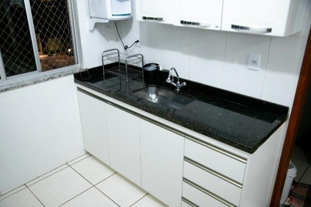 Apartamento em Ipatinga, 3 qts/suite, Sacada Sist. Alarme, 111 m². Valor 210 mil - Foto 17