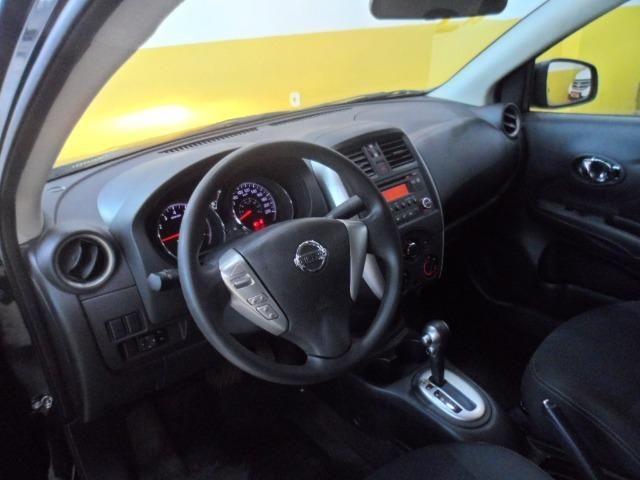 Nissan Versa 1.6 Sv flex Praticamente 0km (Aprovo com Score Baixo e por Telefone) - Foto 7