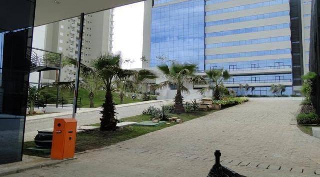 Sala para alugar, 42 m² por R$ 1.500/mês - Condomínio Sky Towers - Indaiatuba/SP - Foto 3