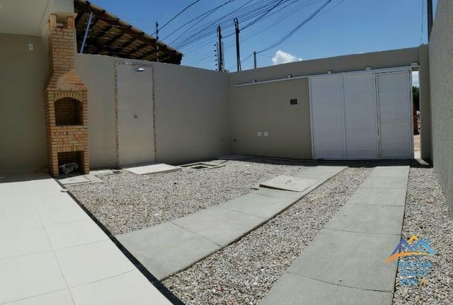 Casas com Churrasqueira Prontas no melhor do Bairro Pedras!!!! - Foto 2