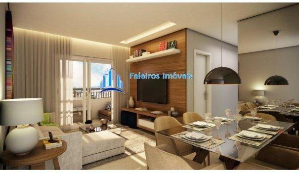Apartamento 2 dormitórios com sacada e lazer completo - Apartamento em Lançament... - Foto 11