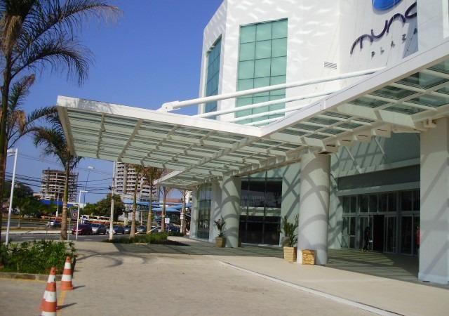 Sala Comercial Mundo Plaza 60m² com 2 vagas. Unidade Privilegiada alta Tancredo Neves - Foto 3