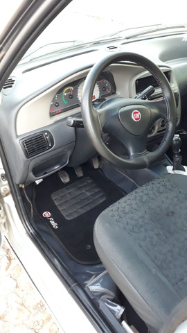 Fiat Palio economy 1.0 4P completo ar e direção c/apenas 108.000 km - Foto 4