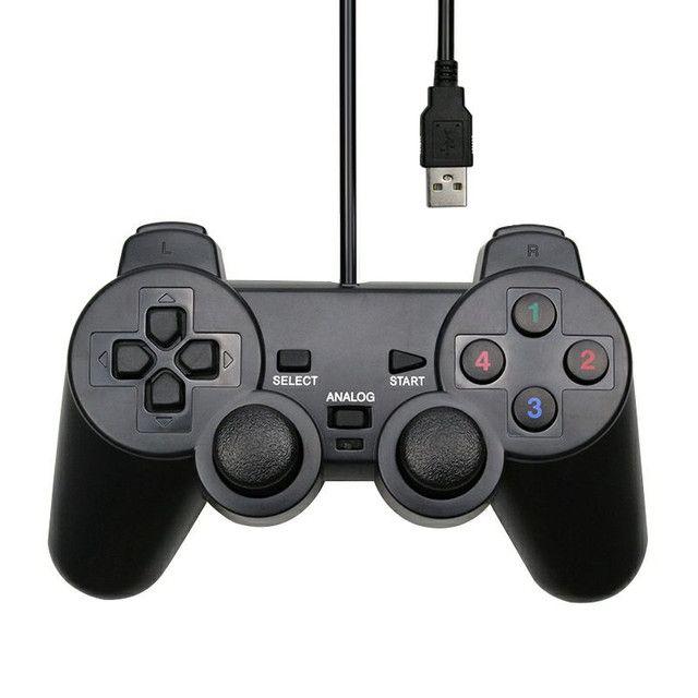 Video game Retrô 2 controles sem fio 33 mil jogos - Foto 3