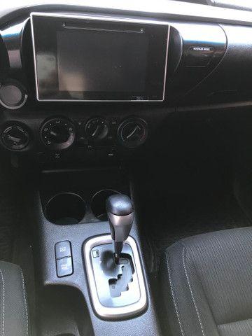 Toyota Hilux SR 2017 - Foto 16