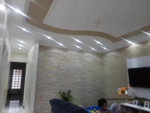Casa para Venda em Pirassununga, Vila Santa Fé, 3 dormitórios, 1 banheiro, 4 vagas - Foto 16