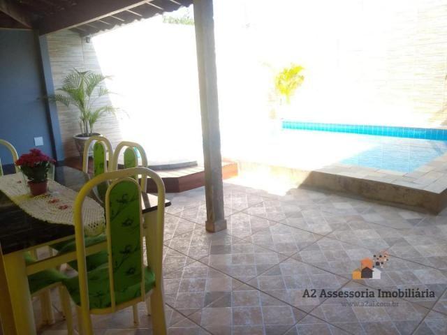 Casa para Venda em Pirassununga, Vila Santa Fé, 3 dormitórios, 1 banheiro, 4 vagas - Foto 4