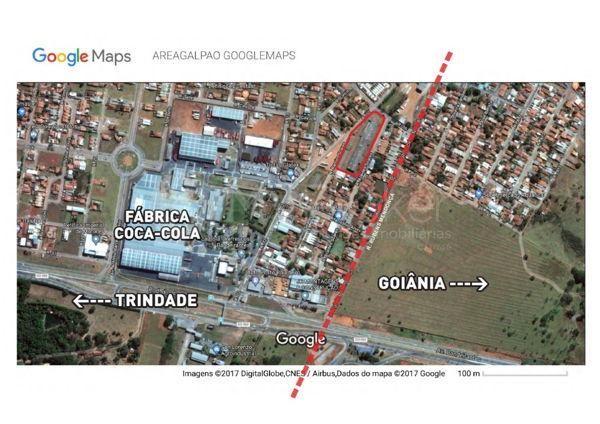 Terreno área industrial - Bairro Setor Cristina em Trindade - Foto 5