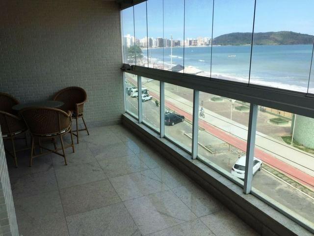 Frente para o Mar, 03 quartos, sendo 02 suítes, 03 banheiros, varanda - Foto 15