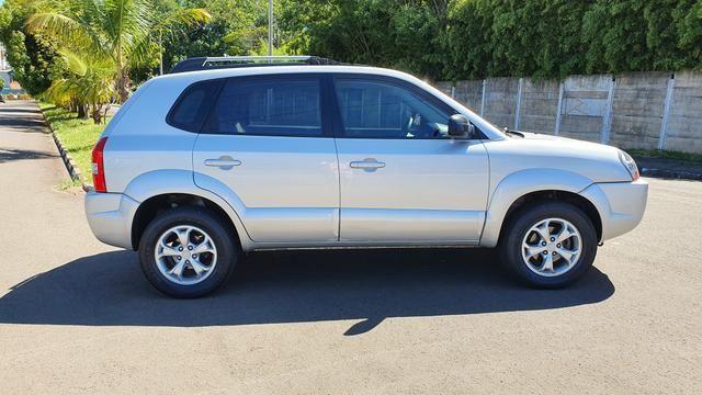 Hyundai Tucson GLS Aut. Flex 2014 - Foto 8