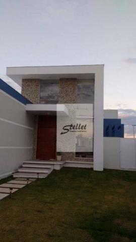 Linda casa no Viverde com 4 quartos - Foto 3